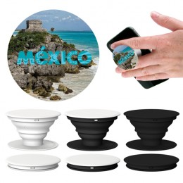 Promotional PopSockets Phone Stands | Full Color Logo Imprinted PopSockets | Promotional Phone Grips