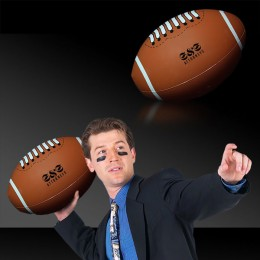 Custom Imprinted Inflatable Football