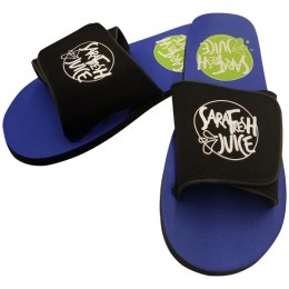 Customized Slip N Slide Flip Flops- Promotional