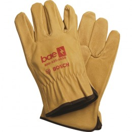 Unlined Pigskin Leather Gloves Promotions - Pad Print