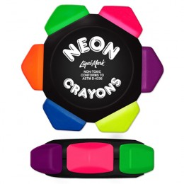 Promotion Crayo-Craze NEON Crayon Wheel