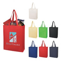 Matte Laminated Non-Woven Shopper Bag