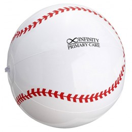 Best Promotional Baseball Shaped Beach Balls with Custom Business Logos