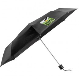 Black Classic Umbrella Color Case Custom Logo