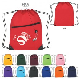 Promotional Sports Pack - Lightweight Backpacks for Women & Men