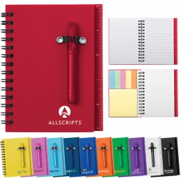 Promotional All-in-One Mini Notebook