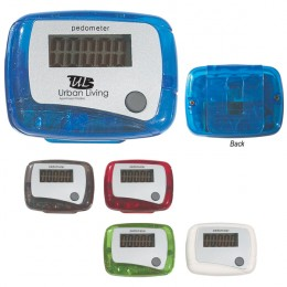 Pedometer Promotional Custom Imprinted With Logo