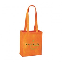 The Mini Elm Tote Bag - Orange