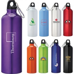 The Pacific Sports Bottle - Best 26oz custom reusable water bottle