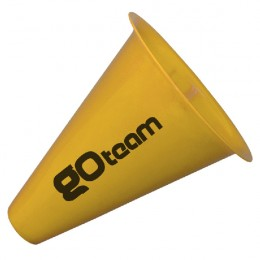 Megaphones Promotional Custom Imprinted With Logo - Athletic gold