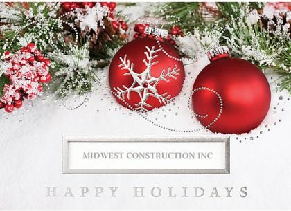 Celebrate the season with corporate promotional holiday greeting best customized christmas cards for businesses m4hsunfo