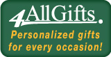 Personalize Your Product with 4AllGifts