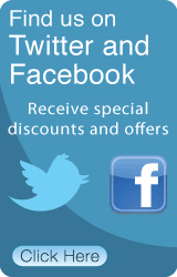 4Allpromos on Facebook and Twitter