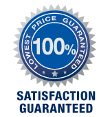 Lowest Price Guarantee! - Complete 100% Satisfaction!