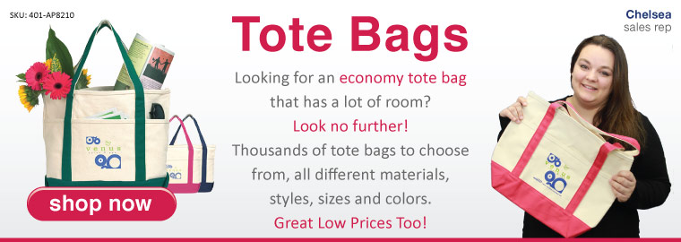 Tote Bags from 4AllPromos